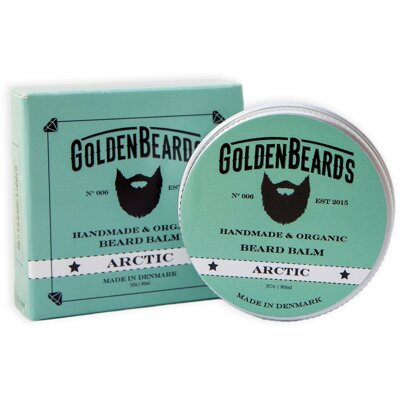 Golden Beards Arctic balzám na vousy