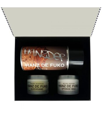 Hanz de Fuko Ultimate Styling Kit