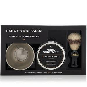 Percy Nobleman set na holení